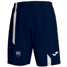 Newtown Forest FC Joma Supernova Bermude Shorts Navy/White Adults 2019